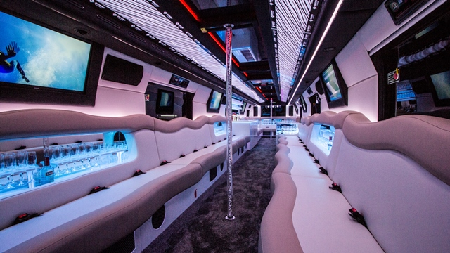 Eating an Edible on a Party Bus