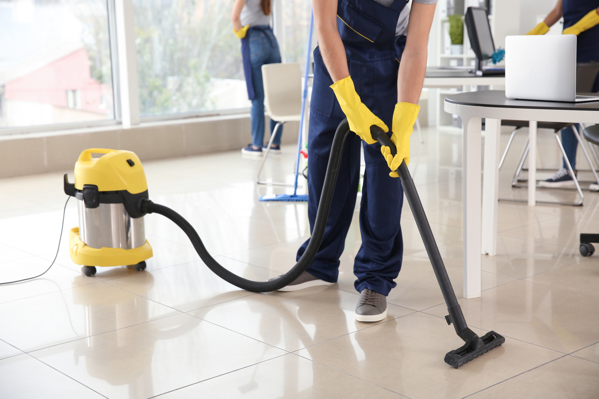 Benefits of professional hospital cleaning services